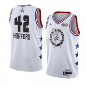 Camisetas NBA Baratas Boston Celtics 2019 Al Horford 42# Blanco All Star Game Swingman..